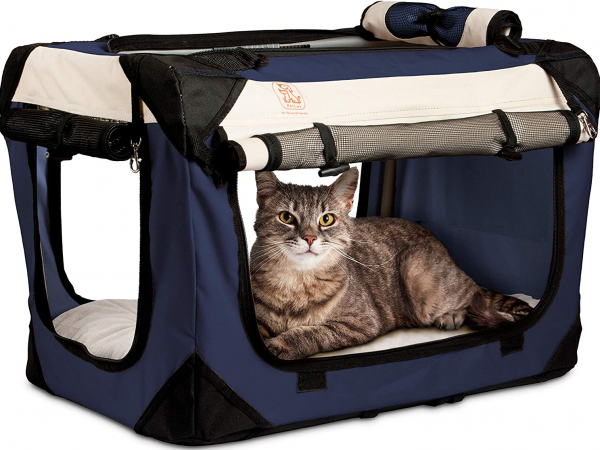 8 Best Cat Carrier For Nervous Cats – The Best Guide!